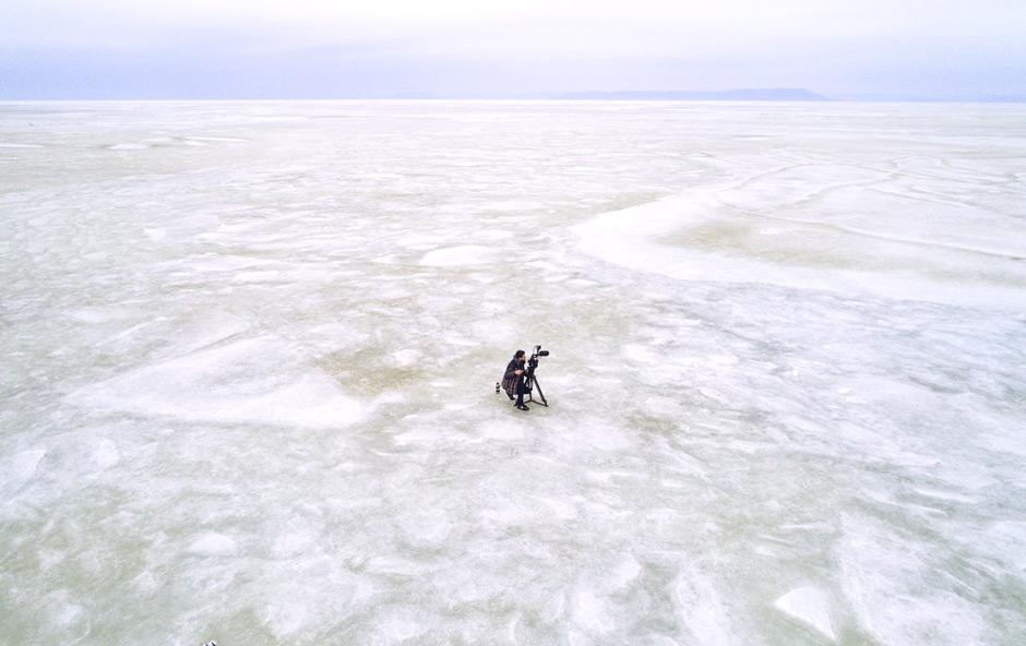 "Kostis Nikolas, filmmaker of ""Sound of Vladivostok"""