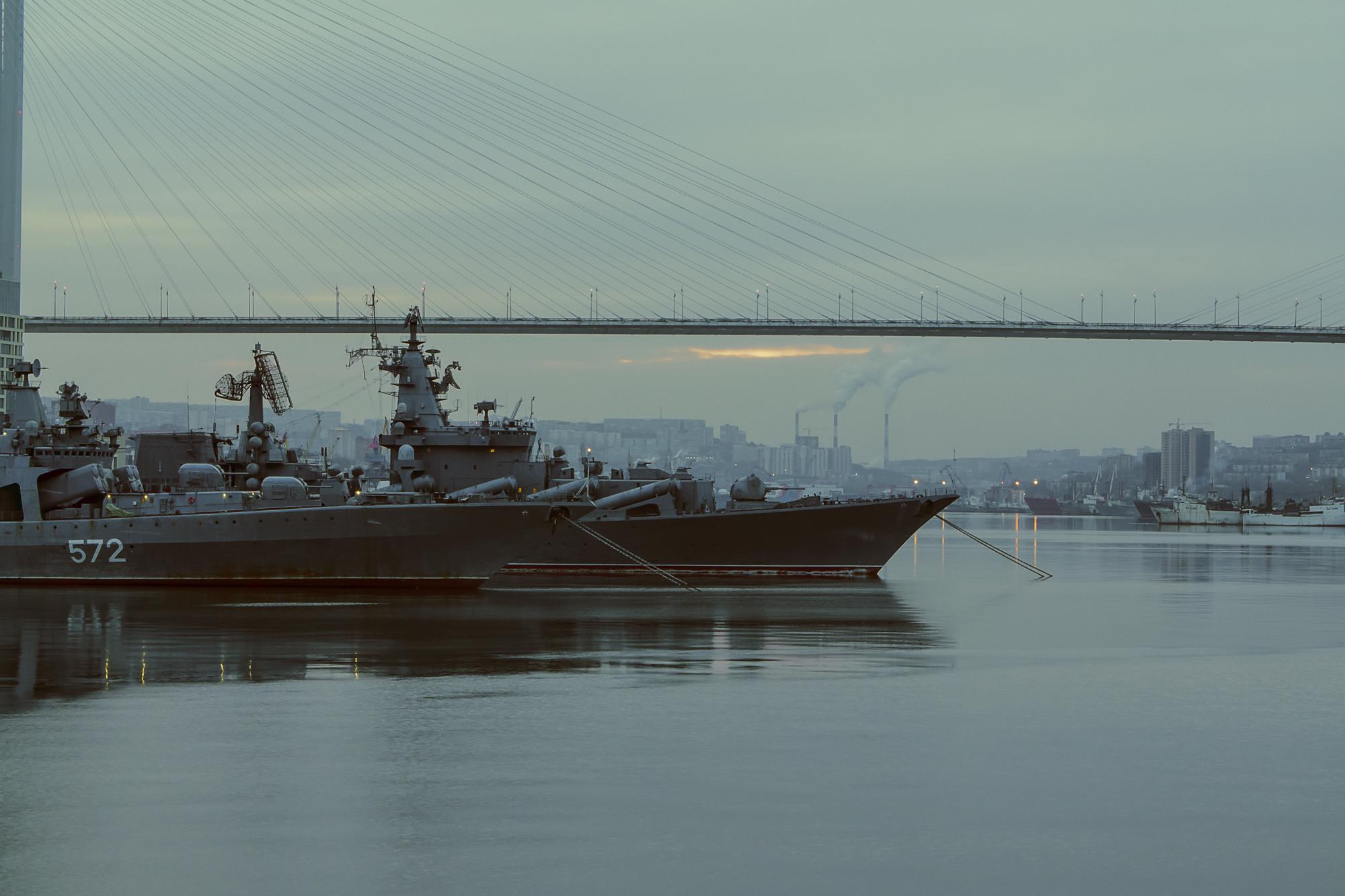 Sound of Vladivostok